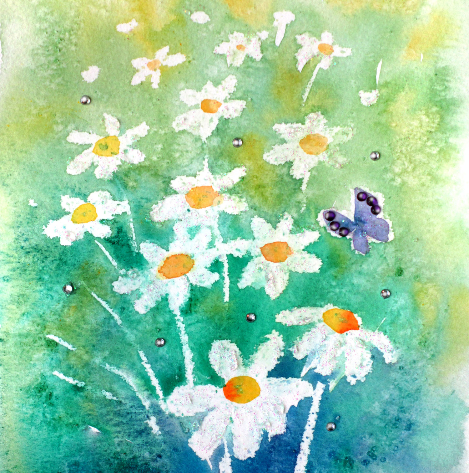 March into Spring! Watercolor Class with Penny Hauffe - Loudoun ...
