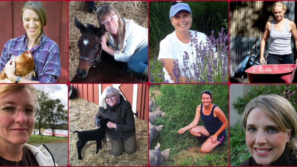 Loudoun County's female farmer spotlight 2019