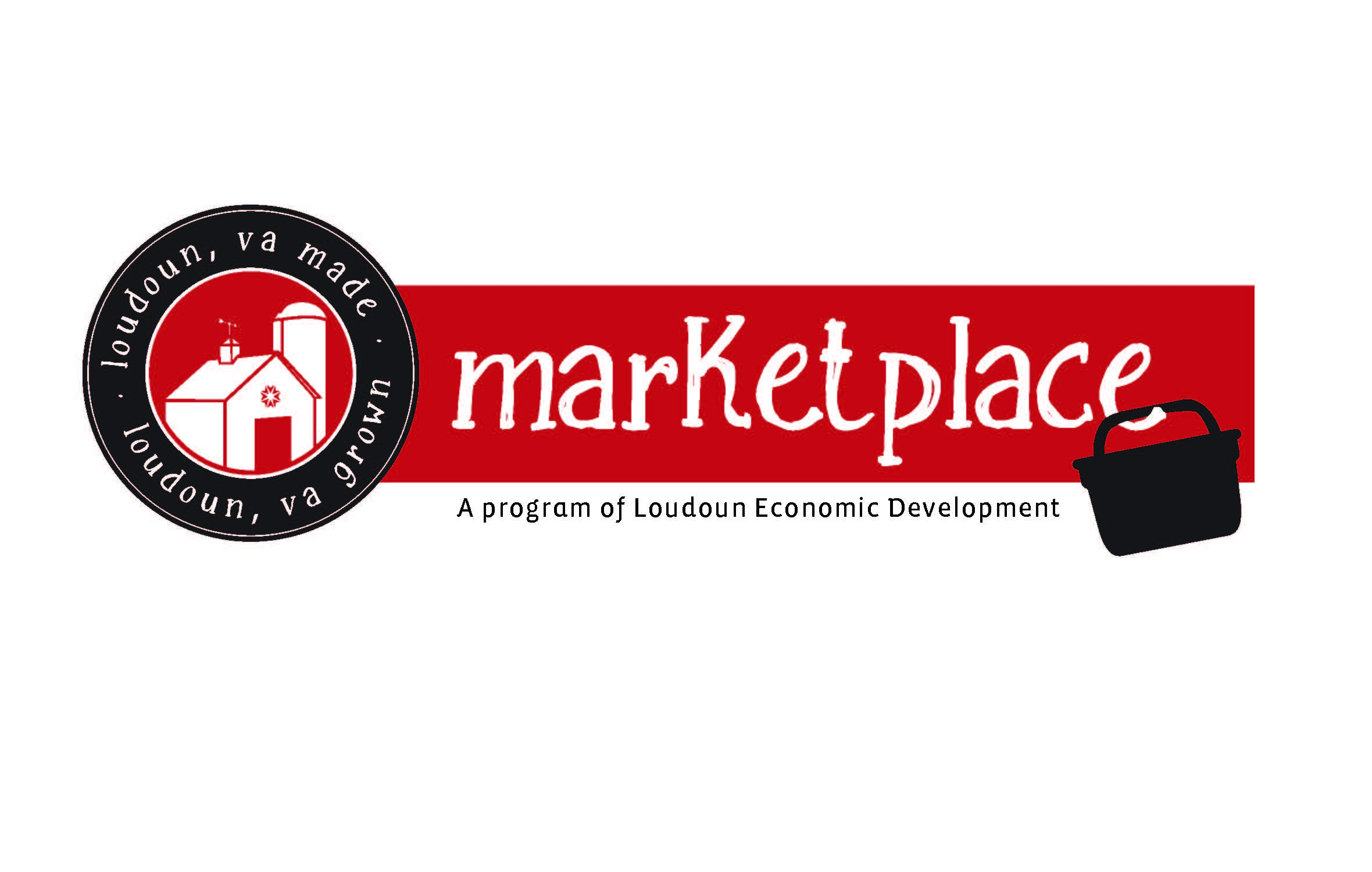 Loudoun Made, Loudoun Grown Marketplace header