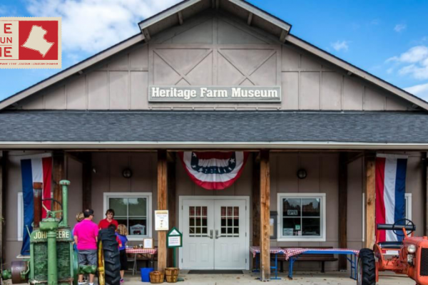 Local Museum Exhibits Community Spirit, Connecting Farmers to Shoppers