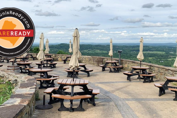 9 Creative, Scenic Restaurant Patios in Loudoun County